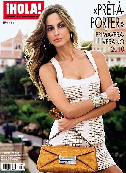 A la venta, Especial ¡HOLA! con toda la moda para primavera-verano 2010