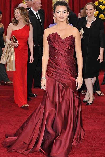 Oscar 2010: Penélope Cruz y Donna Karan, nuevo tándem de alfombra roja