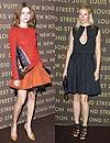 Cita de famosos en la inauguración de la nueva tienda de Louis Vuitton en Londres