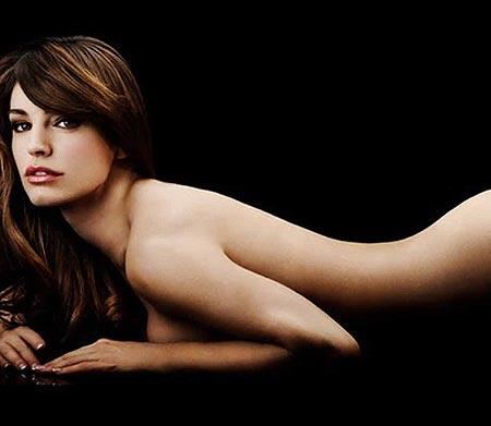 Kelly Brook Se Desnuda Por La Moda Deportiva Más Saludable Foto