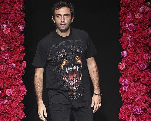 ¿Riccardo Tisci sustituirá a John Galliano como diseñador de Dior?