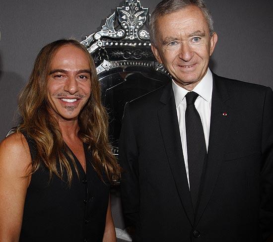 El sustituto de John Galliano al frente de Dior es...