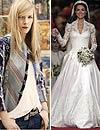 Sarah Burton, diseñadora de Alexander McQueen y creadora del vestido de novia de Catherine Middleton, vive su mejor momento