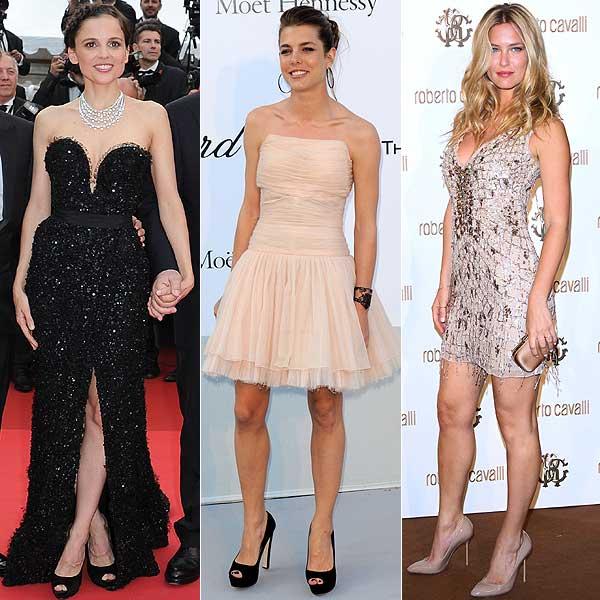Carlota Casiraghi, Irina Shayk, Elena Anaya... ¡Novena jornada de 'glamour' en Cannes!