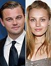La modelo Anna Jagodzinska y Leonardo DiCaprio, fotografiados en Nueva York