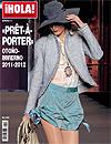 Ya la venta el especial moda 'prêt-à-porter' otoño-invierno 2011-2012 de la revista ¡HOLA!