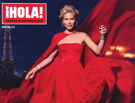 A la venta el especial 'Alta Costura' otoño-invierno 2011-2012 de la revista ¡HOLA!