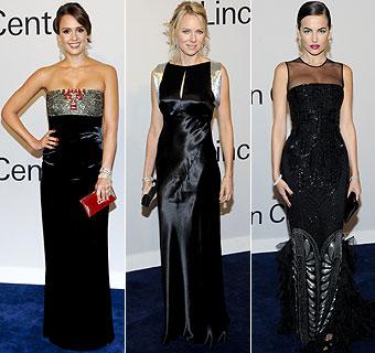 'Celebrities', en negro y plata: Ralph Lauren y su gala benéfica contra el cáncer