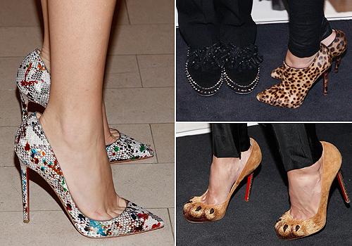 diseñador de zapatos christian louboutin precios