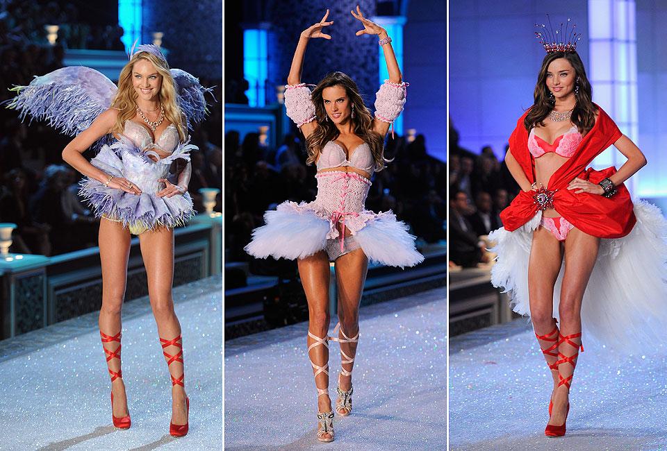 f58634d431 Victoria s Secret  Fashion Show  2011  Te mostramos las fotos más  espectaculares del desfile en tamaño  XXL