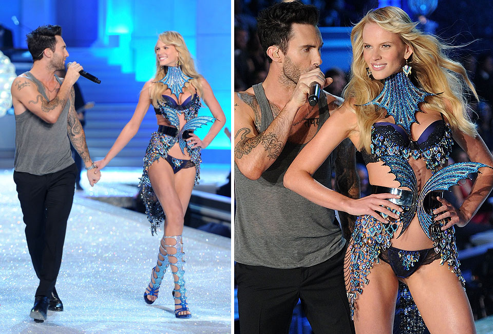 Victoria's Secret 'Fashion Show' 2011: Te Mostramos Las