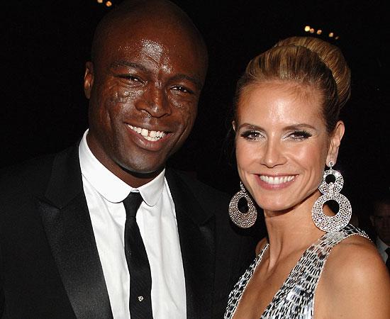 Confirmado: Heidi Klum y Seal se separan