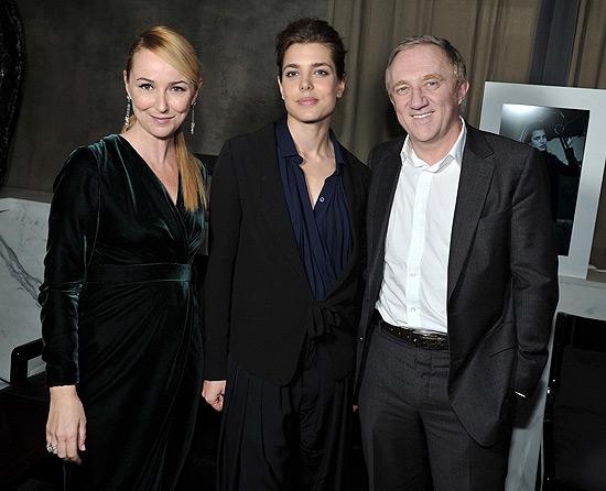 Carlota Casiraghi y Gucci se unen para celebrar por todo lo alto su nueva colaboración