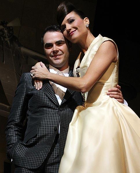 Ion Fiz celebra su 10º aniversario en la moda en el Guggenheim de Bilbao
