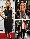 Fergie, Hilary Swank... Moda y solidaridad en la gala 'amfAR Inspiration' de Nueva York