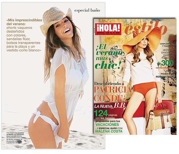 Patricia Conde y Malena Costa nos dan las claves de la moda para este verano