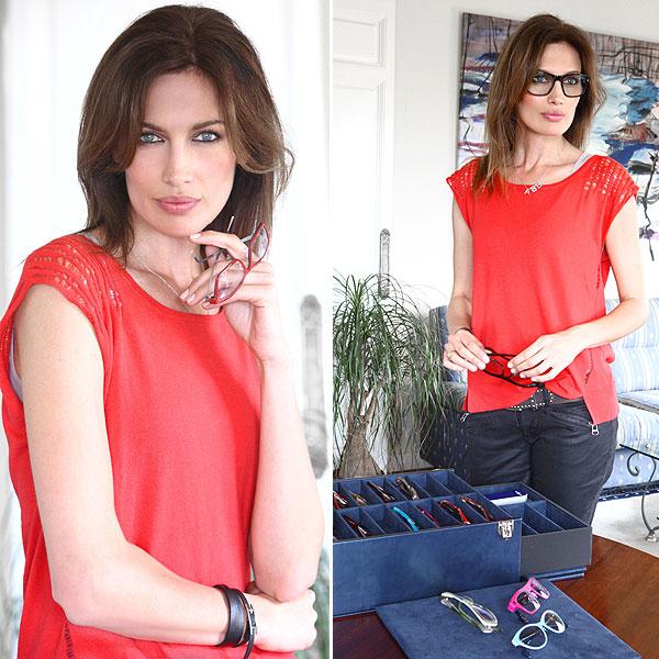 Nieves Álvarez nos habla de moda: