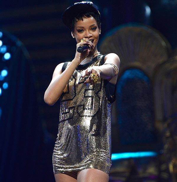 Rihanna, Justin Bieber y Bruno Mars se subirán a la pasarela del Victoria's Secret 'Fashion Show' 2012