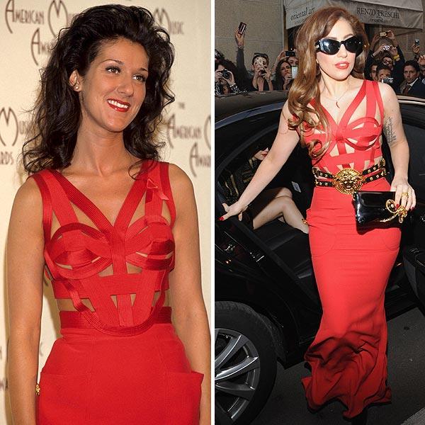 Lady Gaga vuelve a rendirse a los 'clásicos' de Versace