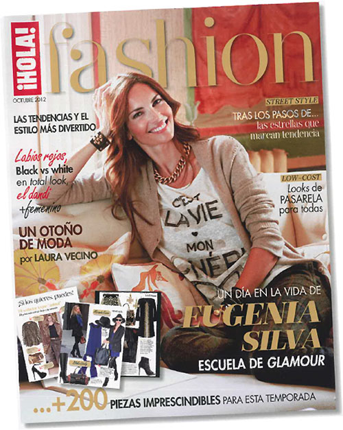 Nace ¡HOLA! Fashion, tu nueva revista de tendencias con el estilo más cercano