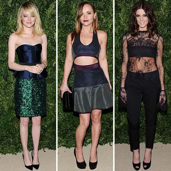 Apoyo a los jóvenes talentos del diseño en los premios CFDA/Vogue Fashion Fund 2012