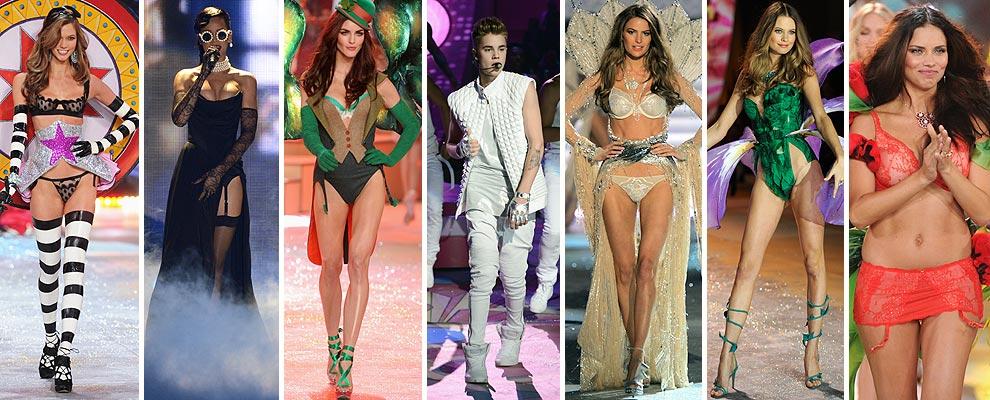 Victoria's Secret 'Fashion Show' 2012: No te pierdas todo el desfile, foto a foto