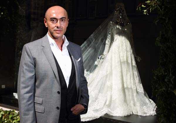 Fallece Manuel Mota, director creativo de Pronovias