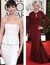 ¿Quién ha sido la invitada más elegante de los Globo de Oro 2013?