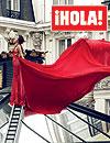 Nieves Álvarez, por los tejados de París: la anécdota que pudo haber sido un susto