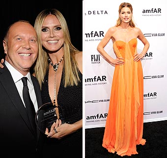 Heidi Klum, Doutzen Kroes, Anne Vyalitsyna, Karlie Kloss… Comienza la Mercedes-Benz Fashion Week Nueva York