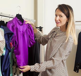"""Cómo triunfar con tu forma de vestir… by Vega Royo-Villanova: """"Hay que dejarse llevar por la intuición sin seguir ninguna tendencia ni ninguna regla"""""""