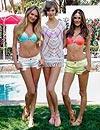 Candice Swanepoel, Alessandra Ambrosio y Karlie Kloss presentan la moda de baño 2013 de Victoria's Secret