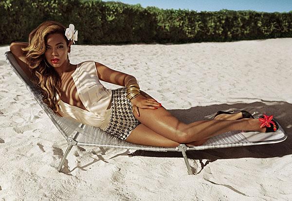 Beyoncé, para H&M