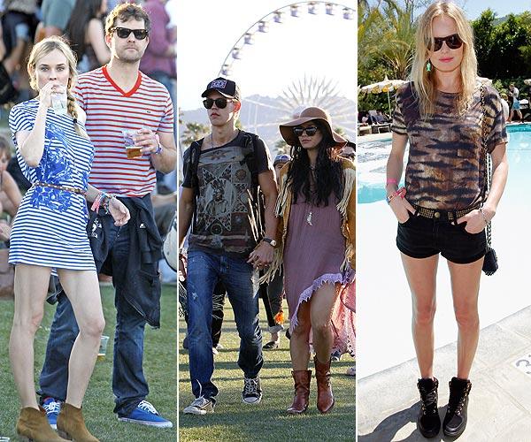Arranca el Festival de música de Coachella: ¿Qué moda se llevará?