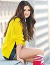 Selena Gomez nos muestra su lado más deportivo como imagen de una conocida firma