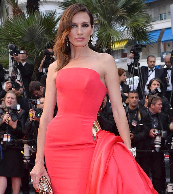 Nieves Álvarez, con el mejor 'look' del Festival de Cine de Cannes