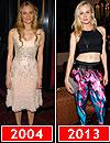 'Red Carpet': La evolución del estilo de… Diane Kruger