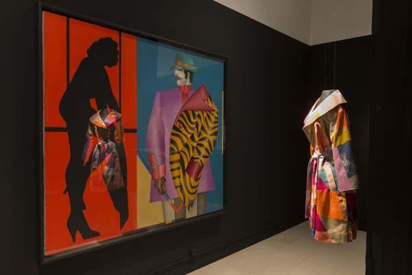 El Instituto Valenciano de Arte Moderno presenta 'Entre bambalinas. Arte y moda'