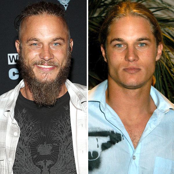 Travis Fimmel: la increíble transformación de este modelo australiano, actor de la serie 'Vikingos'