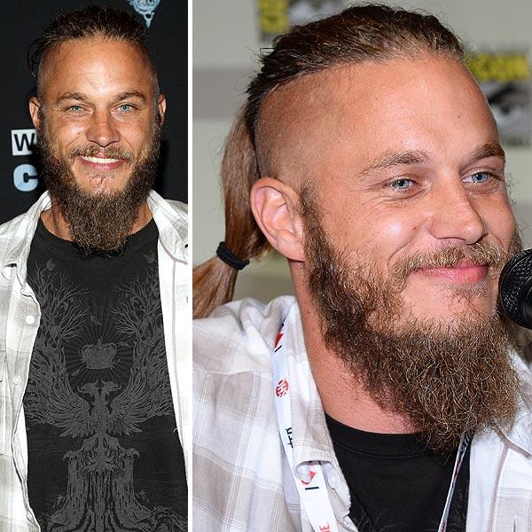 Travis Fimmel la increíble transformación de este modelo australiano,  actor de la serie \u0027Vikingos\u0027