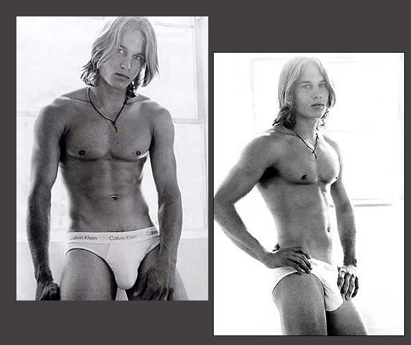 Travis Fimmel Calvin Klein Underwear