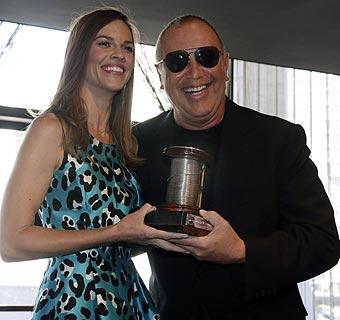 Michael Kors, premiado con el Couture Council Award por su exitosa trayectoria