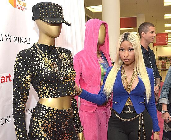 Ahora puedes vestir como la rapera Nicki Minaj