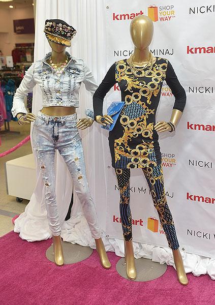 Nicki Minaj diseñadora