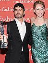 Marc Jacobs y Robert Duffy, premiados en la gala 'Night of Stars' 2013
