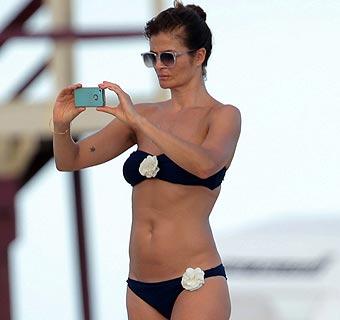 Helena Christensen, el ejemplo de que una supermodelo siempre es una supermodelo