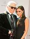 Victoria Beckham recibe el premio Bambi 2013 al mejor icono de estilo