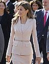 La Princesa de Asturias muestra un estilo elegante y sobrio en su visita a Estados Unidos