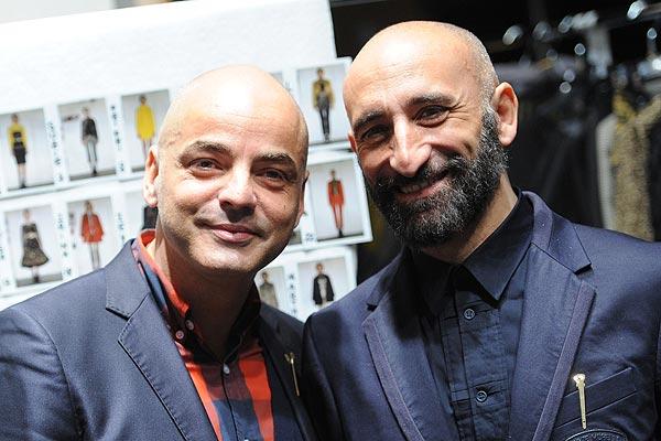 """Entrevista a Maurizio Modica y Pierfrancesco Gigliotti, fundadores de Frankie Morello: """"Hay que seguir tus sueños"""""""