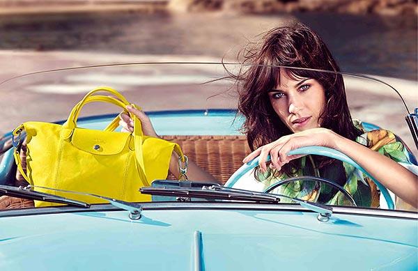 Alexa Chung, una 'it-girl' modelo para la primavera de 2014